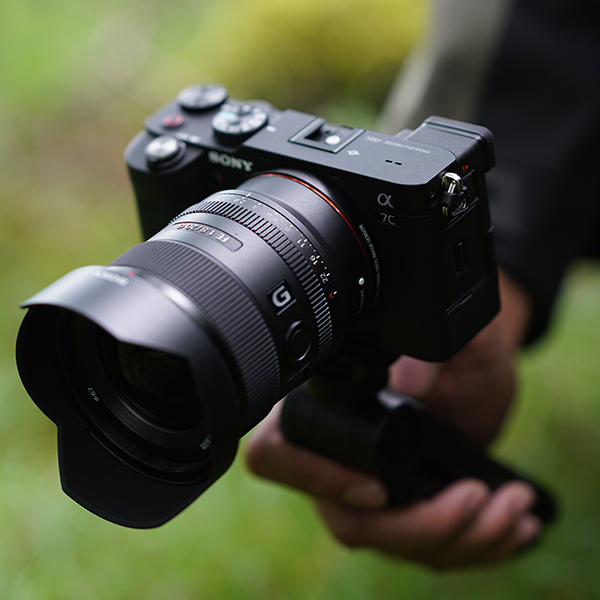 The World's Smallest & Lightest Full-Frame System