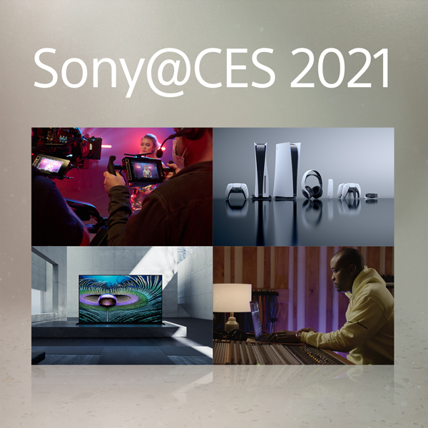 Discover Our Latest Innovations at CES 2021 Mobile