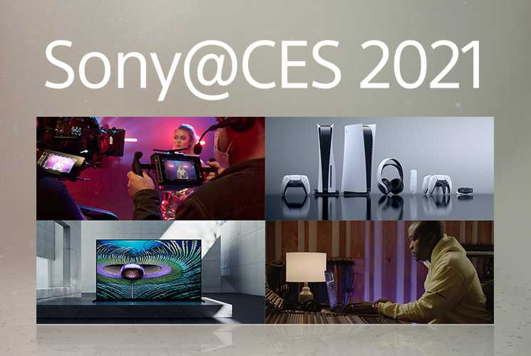 Discover Our Latest Innovations at CES 2021