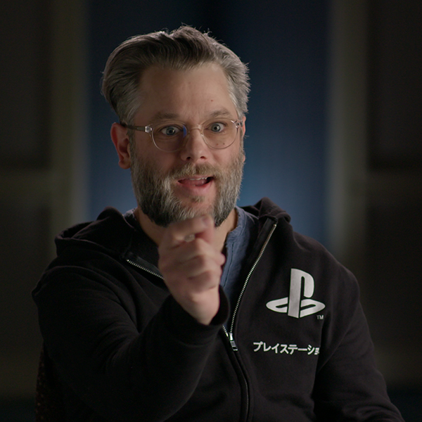 Cory Barlog Discusses How Innovation Can Spark Creativity Mobile