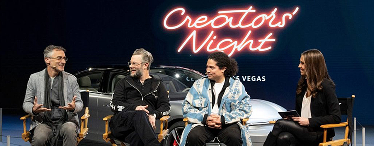 Creators' Night at CES 2020 Panel Discussion
