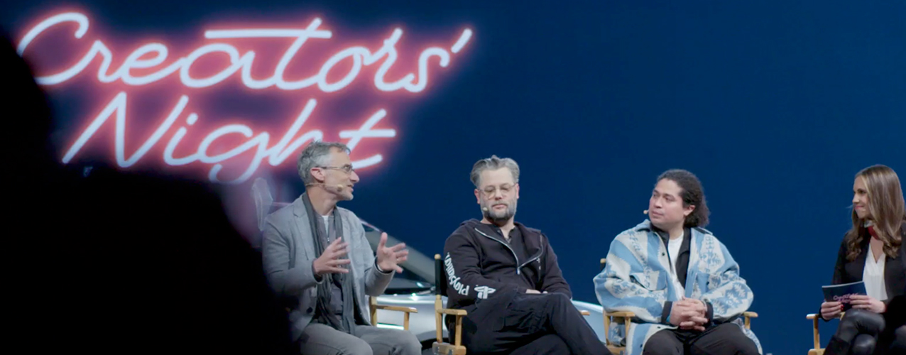 Glenn Gainor, Mike Larson & Cory Barlog Discuss Their Creative Process