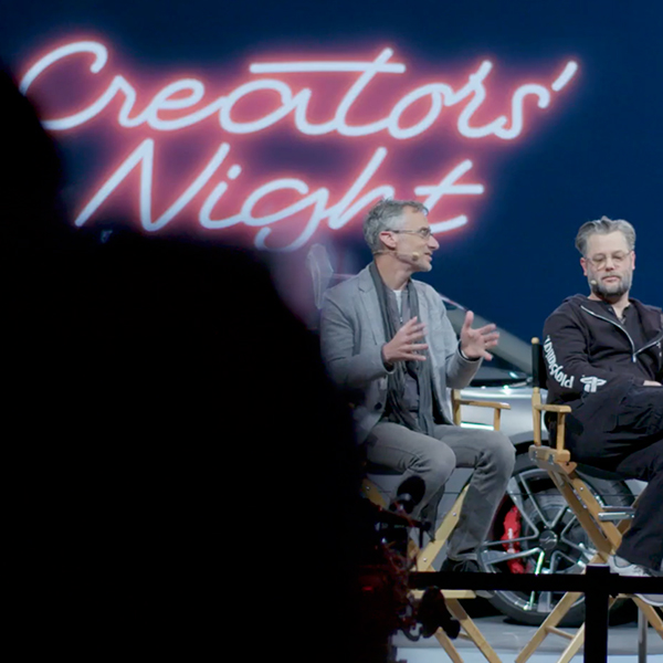 Glenn Gainor, Mike Larson & Cory Barlog Discuss Their Creative Process Mobile