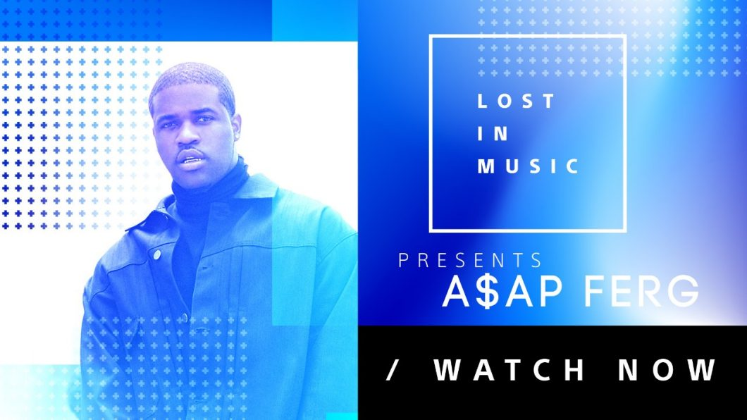 A$AP Ferg Lost In Music Episode
