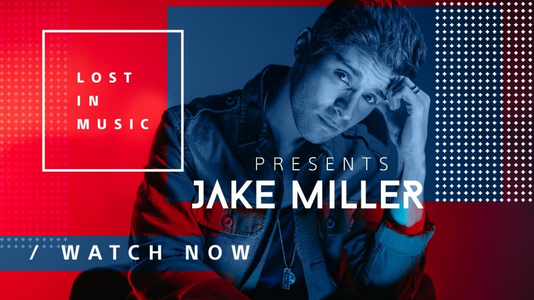 Jake Miller Lost In Music Episode