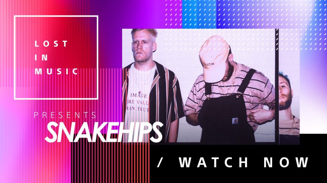 Snakehips Lost in Music Episode