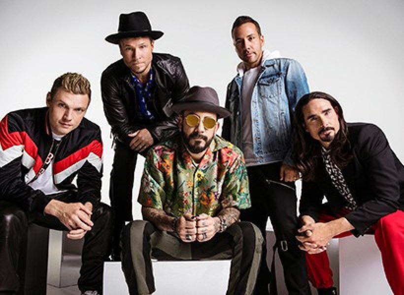 Backstreet Boys Signing Event