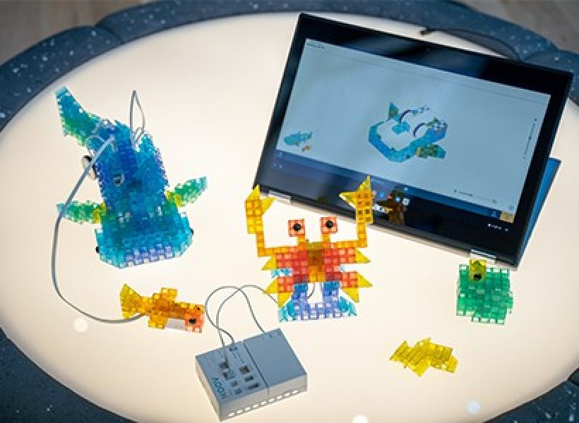 KOOV Coding & Robotics Class For Kids at Sony Square NYC