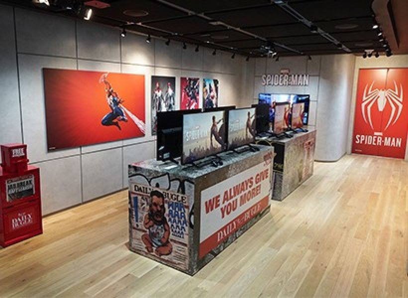 Marvel's New York Spider-Man Gallery