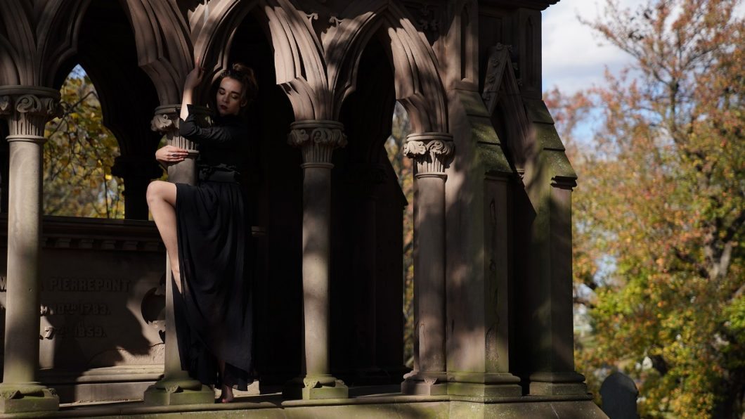 Capturing the Greenwood Cemetery with Max Boncina
