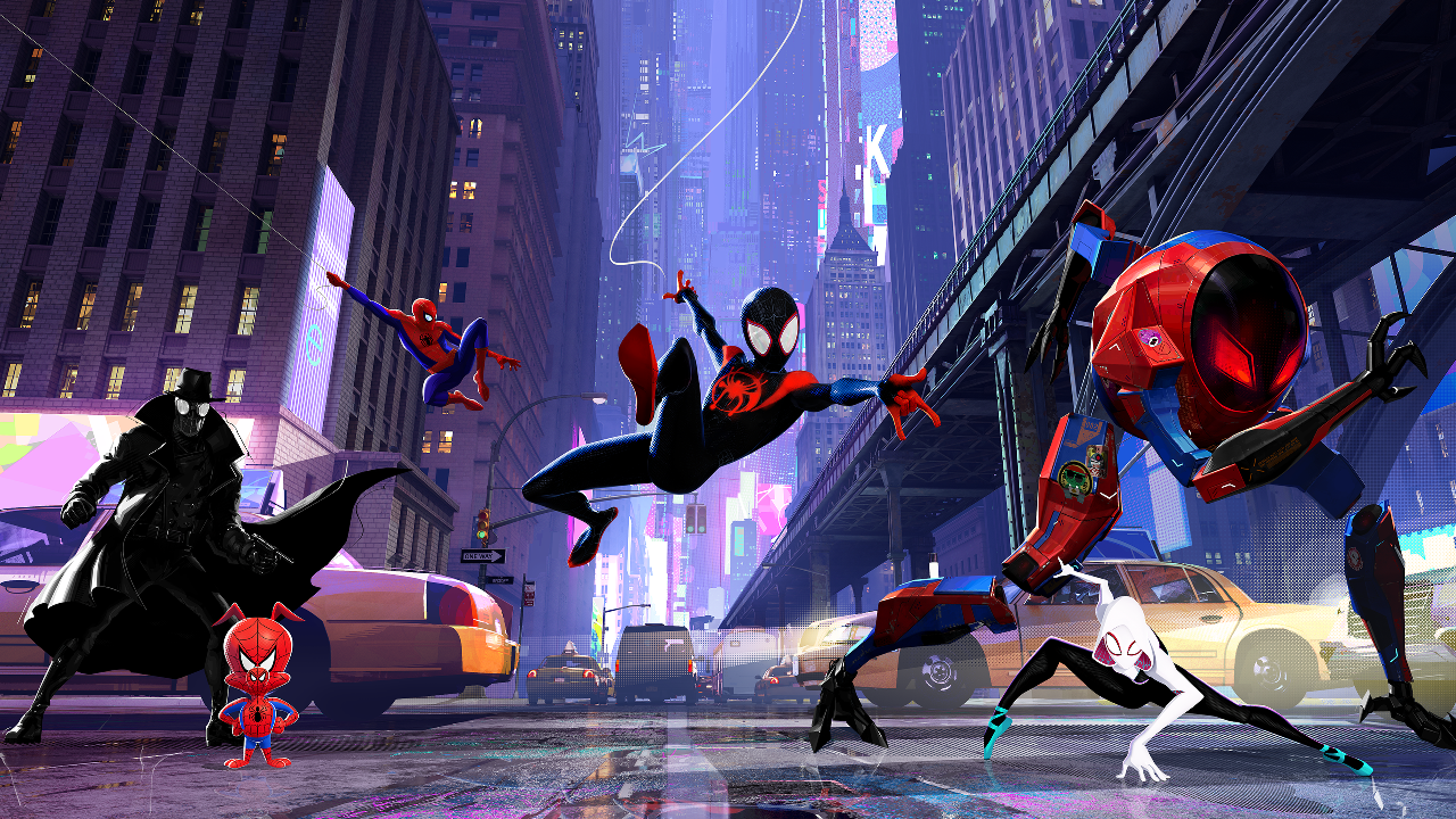 Spider-Man: Into the Spider-Verse Experience