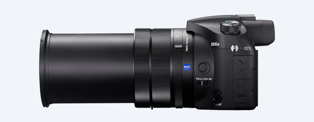 Sony RX10 IV with 0 03 s  AF/25x optical zoom