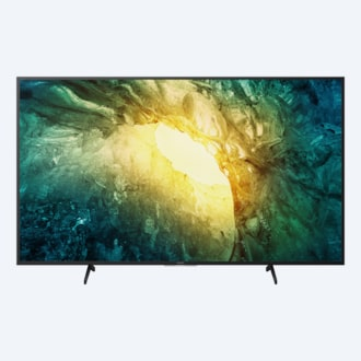 Picture of X750H | LED | 4K Ultra HD | High Dynamic Range (HDR) | Smart TV (Android TV)