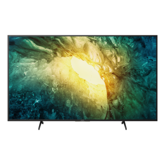Image de X75H | 4K Ultra HD | Contraste élevé HDR | Smart TV (Android TV)