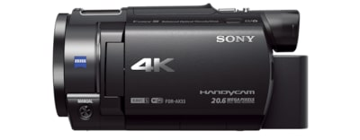 small 4k video camera with wi fi fdr ax33 sony us rh sony com HDR Recorder HDR Recorder