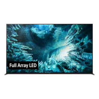 صورة ‎Z8H‎ | ‏Full Array LED ‏| 8K | نطاق ديناميكي عالٍ (HDR) | تلفزيون ذكي (Android TV)