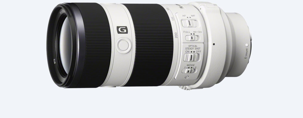 Images of FE 70-200 mm F4 G OSS