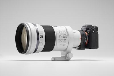 A-mount lens AF support