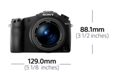 Picture of RX10 Camera with 24–200 mm F2.8 Lens