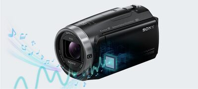 Picture of CX675 Handycam® with Exmor R™ CMOS sensor