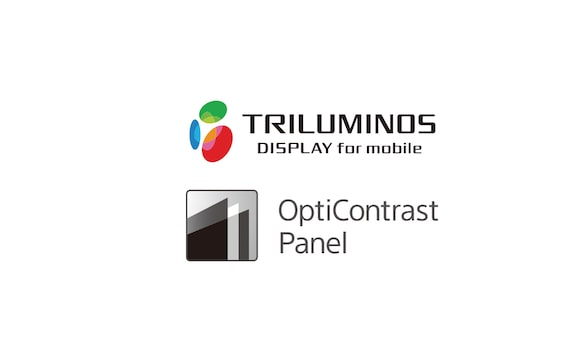 TRILUMINOS® Display and OptiContrast Panel logo