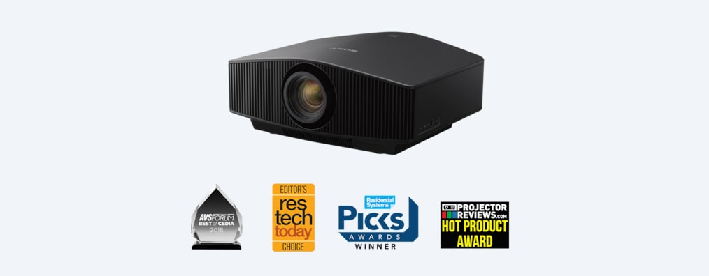 Images of VPL-VW995ES Home Theater Projector