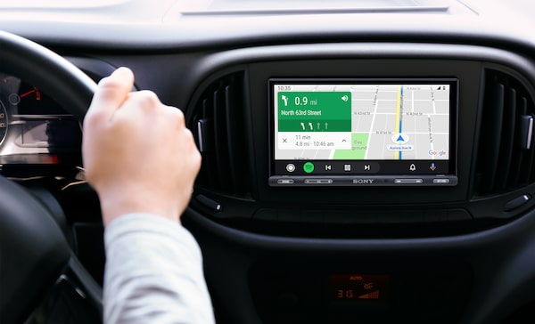 Navigation Android Auto