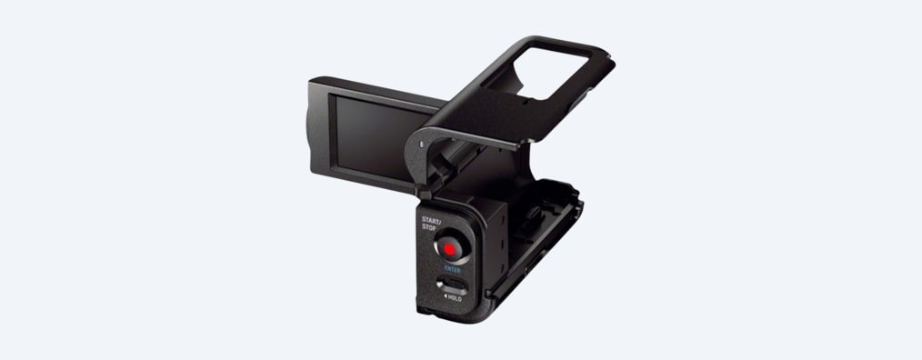 Images of AKA-LU1 Handheld Grip With LCD Screen for Action Cam