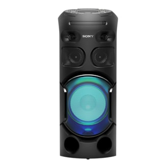 Bluetooth Party Speaker with Karaoke & Lights | MHC-V41D