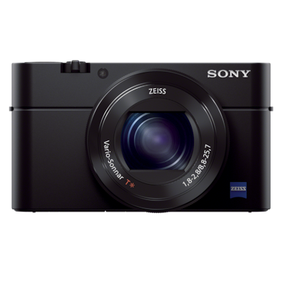 Picture of RX100 III Advanced Camera with 1.0 inch sensor