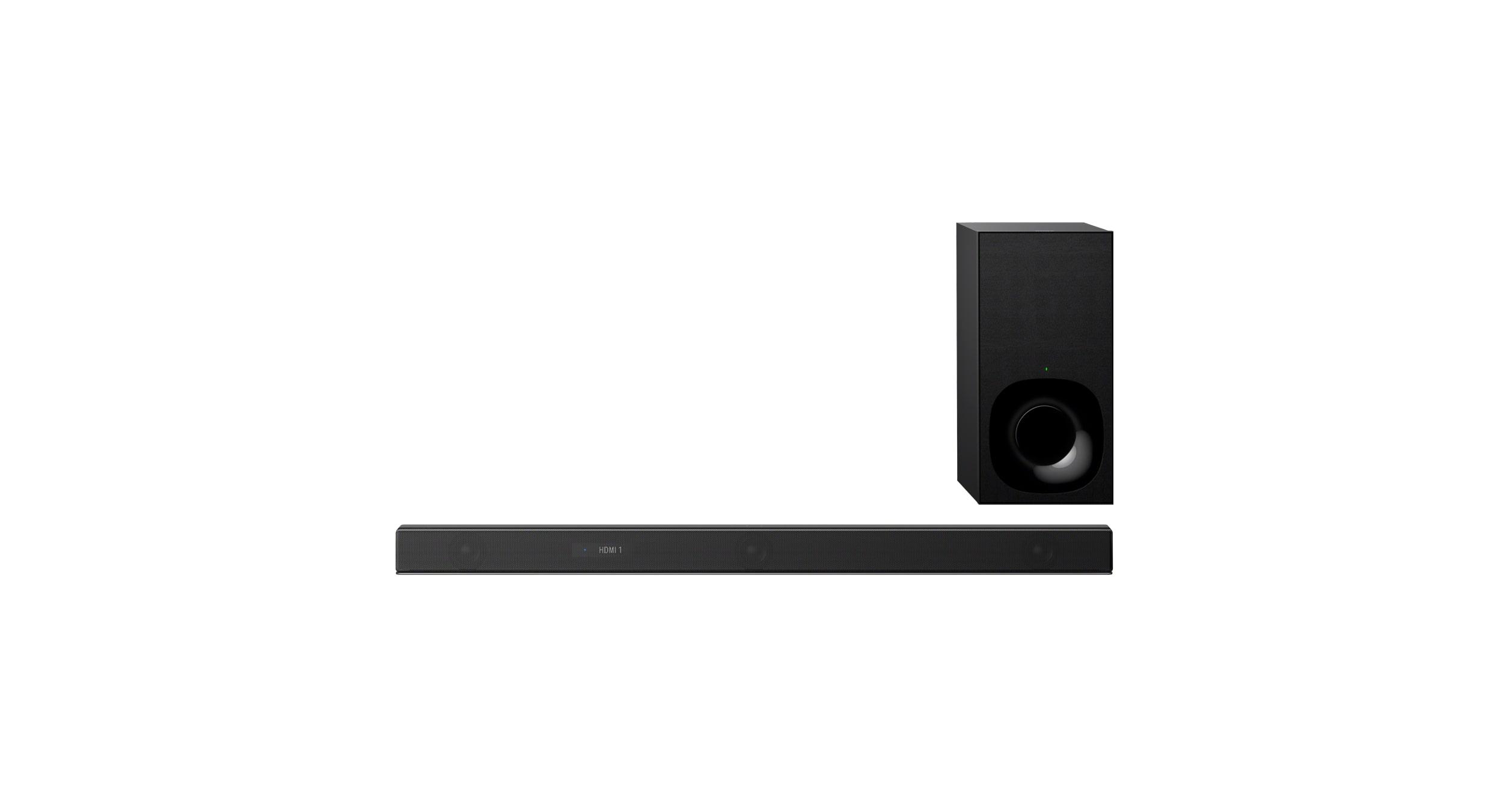 Sony 3 1ch Dolby Atmos® / DTS:X™ Soundbar with Wi-Fi/Bluetooth® technology  | HT-Z9F