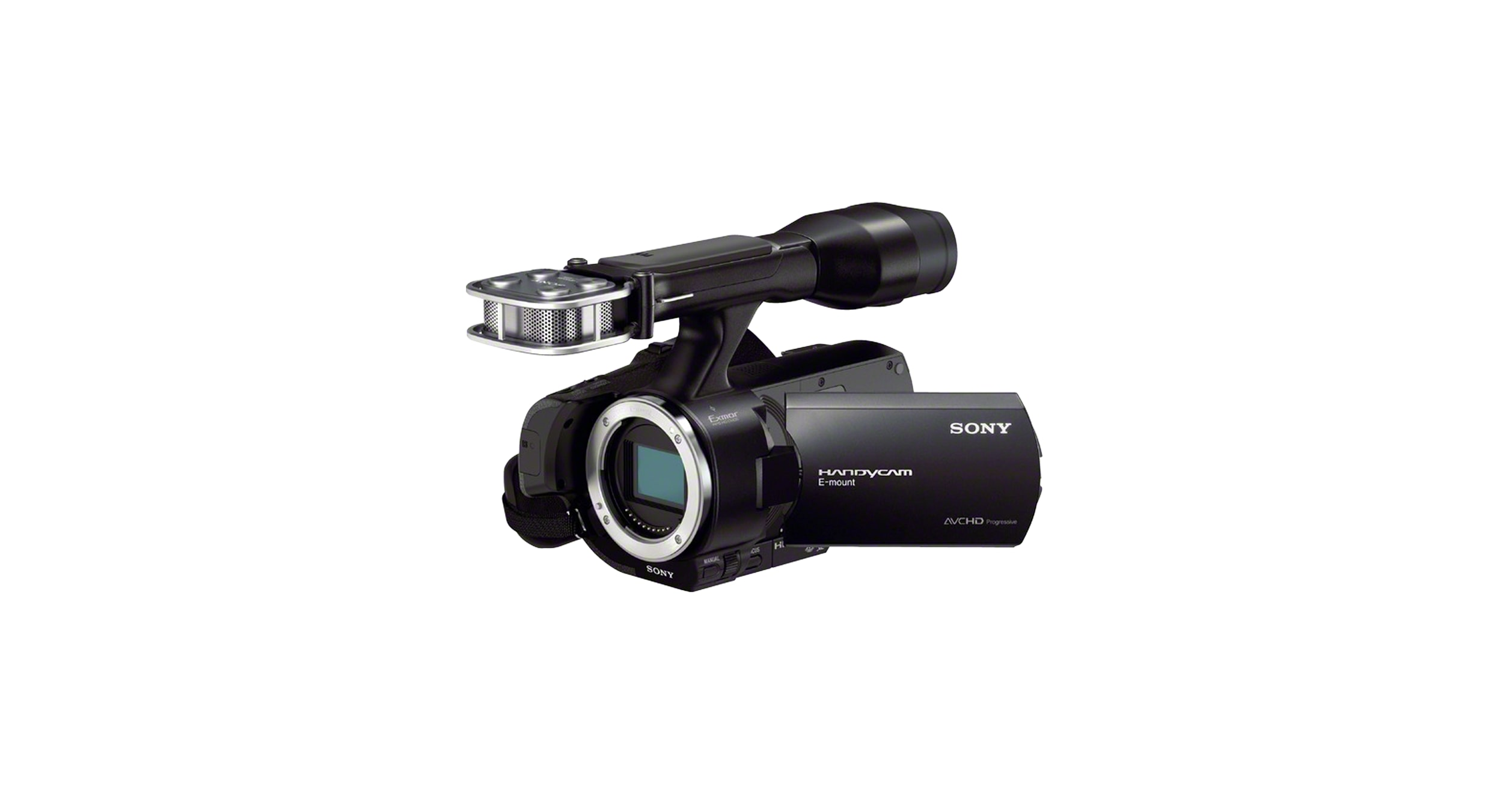 NEX-VG30 / VG30H Specifications | Camcorders | Sony US