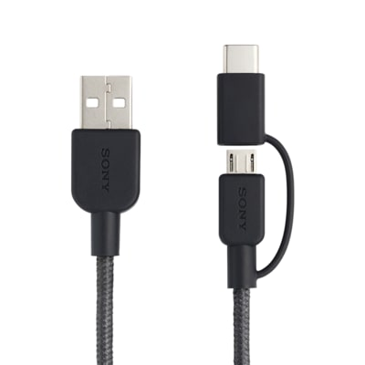 Picture of Premium 2-in-1 USB-C™ and Micro USB cable