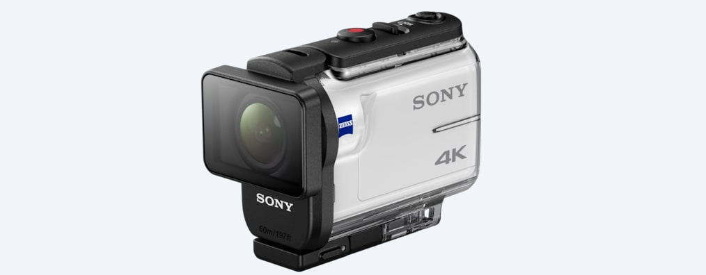 Sony FDR-X3000 4K Action Cam with Wi-Fi® & GPS
