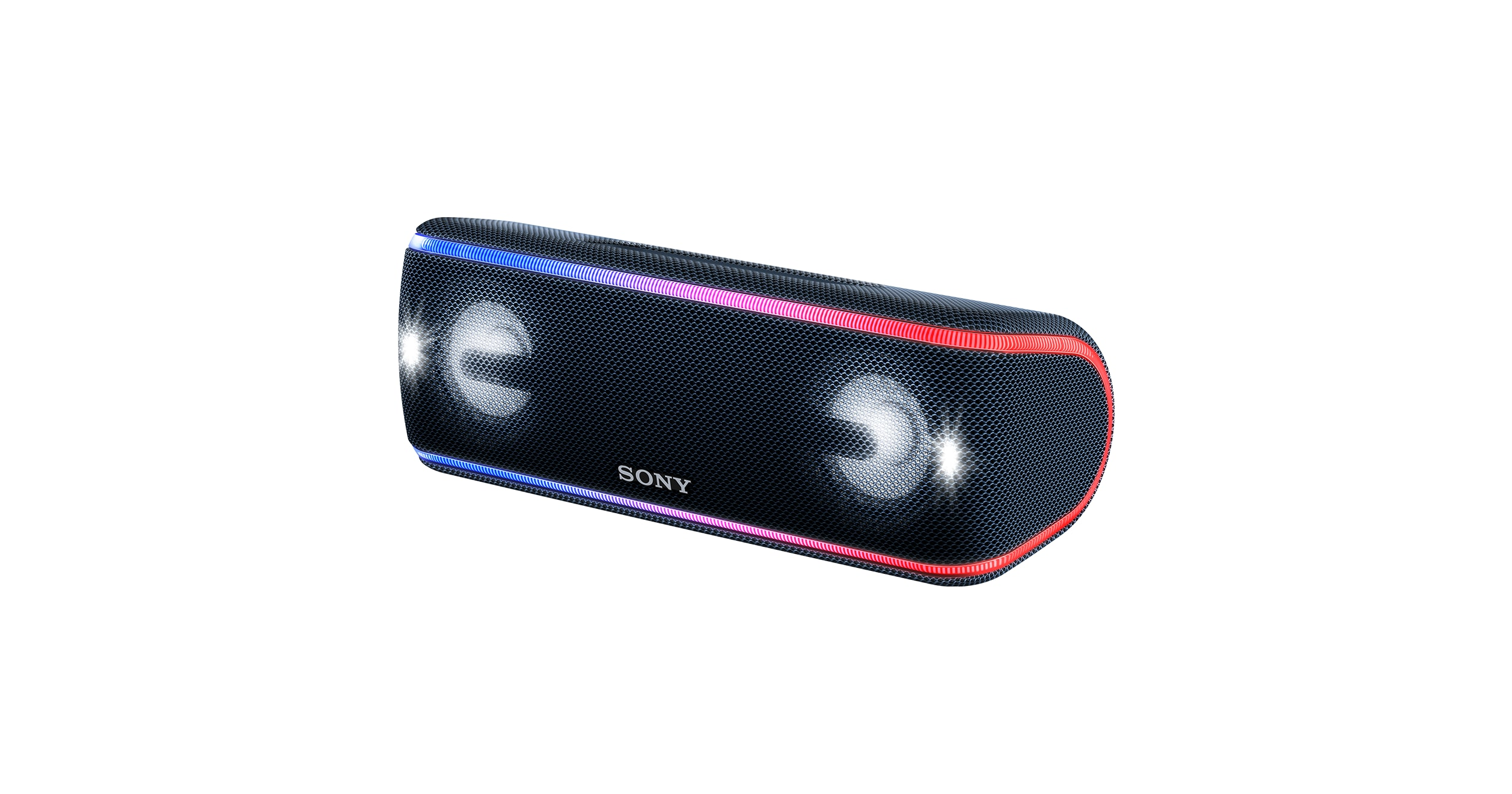Portable Live Sound Waterproof Wireless Speaker Srs Xb41 Sony Us