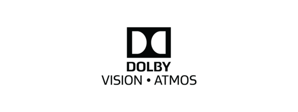 Dolby Vision+Atmos logo