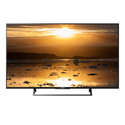 Picture of X800E 4K HDR TV with 4K X-Reality PRO