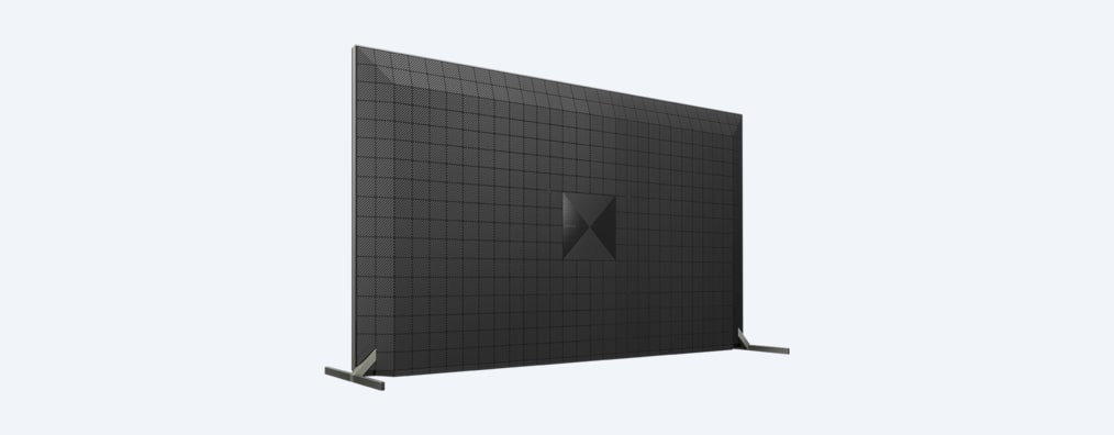 Z9J BRAVIA XR TV rear angled shot