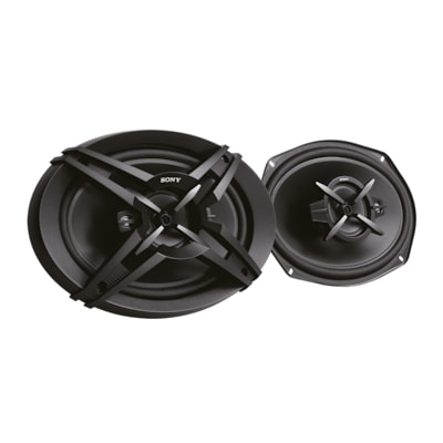 "Picture of 16x24cm (6x9"") 3-Way Coaxial Speakers"