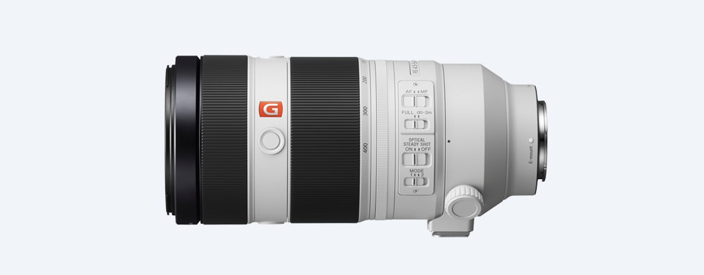 Images of G Master FE 100-400mm super-telephoto zoom lens
