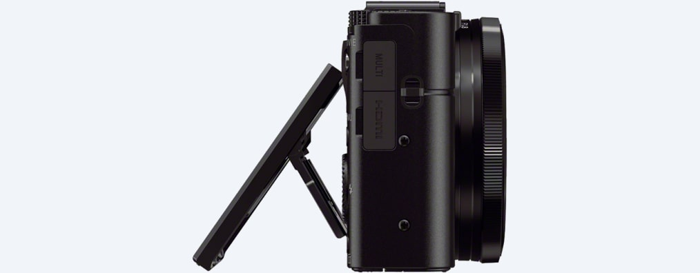 Images of RX100 II Advanced Camera with 1.0 inch sensor