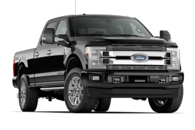 Ford F-250 Super Duty Limited