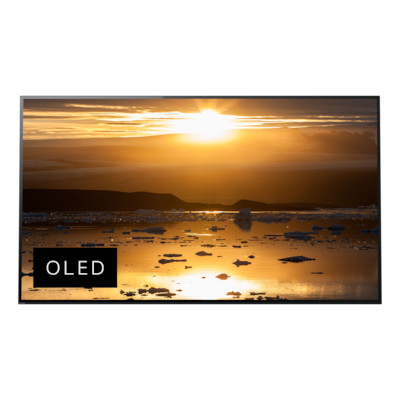 A1 Smart OLED 4K ultra HD TV with High Dynamic Range (HDR)