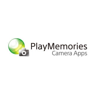 Personalize with PlayMemories Camera Apps™