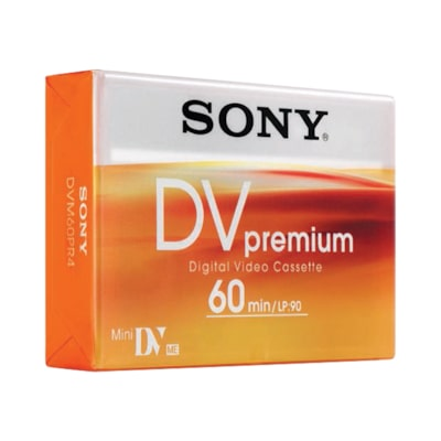 Picture of Mini DV Tape
