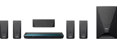Home cinema wireless