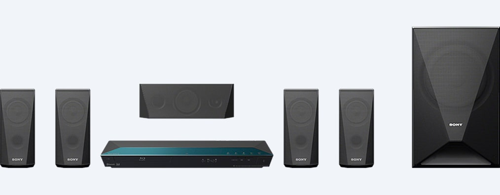 sony blu ray home theater system with bluetooth