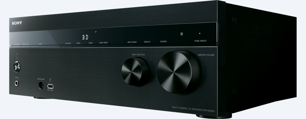 Images of 5.2ch Home Theater AV Receiver | STR-DH550