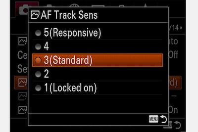 Sony α7 III with 35-mm full-frame image sensor