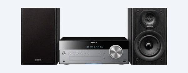 Sony Hi-Fi System with BLUETOOTH® technology